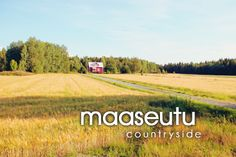 maaseutu ~ countryside Language Study, Language Lessons, Learn Finnish, Finnish Words, Finnish Language, Good Communication, Countryside, Vocabulary, Europe