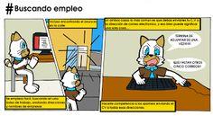 Buscando empleo