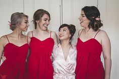 Photo from Yuki + Anna's Wedding collection by Paper Cranes Productions
