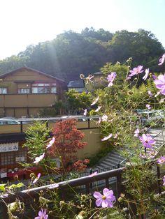 Bessyo-Onsen(Terme), Ueda Nagano Japan (Ottobre)