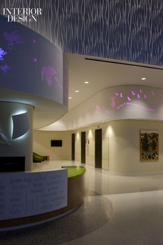 Over the River and Through the Woods - Children's Hospital. . .very creative