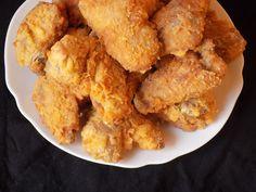 magiczna kuchnia Kasi: Skrzydełka jak z KFC