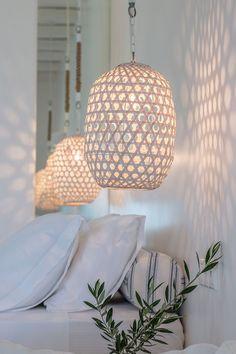 Vintage Home Decor .Vintage Home Decor Bedroom Lamps, Bedroom Lighting, Interior Lighting, Light Bedroom, Ibiza Style Interior, Ibiza Fashion, Ideias Diy, Home And Deco, Trendy Bedroom