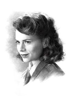 Peggy Carter.