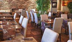 Modrý zub - SPálená, Prague (Anděl, Jindřišská) Conference Room, Dining Chairs, Table, Furniture, Home Decor, Decoration Home, Room Decor, Dining Chair, Tables