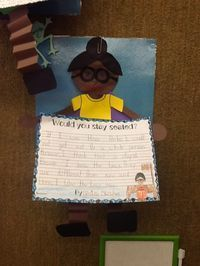 Rosa Parks Writing and Craft Black History Month
