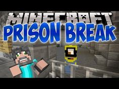 Minecraft Mods: Think's Lab - Prison Break - Hidden Torch Levers & Smart Moving!