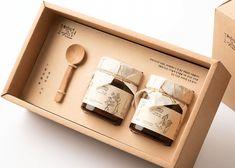Food Packaging on Behance Food Box Packaging, Honey Packaging, Dessert Packaging, Bakery Packaging, Candle Packaging, Food Packaging Design, Bottle Packaging, Cosmetic Packaging, Packaging Design Inspiration