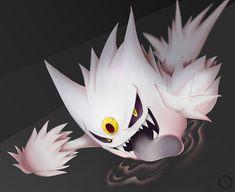 My favorite Pokemon Ghost Type! Mega Gengar. by Hattori