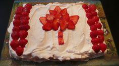 Canada Day, Pavlova, Cake, Desserts, Food, Tailgate Desserts, Deserts, Kuchen, Essen
