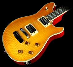 EVH Exclusive Wolfgang USA Custom Electric Guitar Nitro Lemonburst