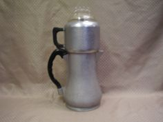 Vintage Guardian Ware Service coffee pot - Mom brewed 2 pots every morning for my dad & her.
