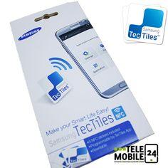 5x Original Samsung NFC-Sticker Tec Tiles für alle NFC Smartphones EAD-X11SWEGST