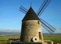 Le moulin de Castelnaudary