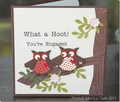 Mr and Mrs OWL PUNCH