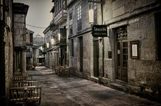 Pontevedra Vella by JESUS SILVA ANDRADE on 500px