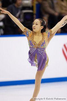 Mao Asada Triple Axel | Mao Asada -- 2005 World Junior Figure Skating Championships | Flickr ...
