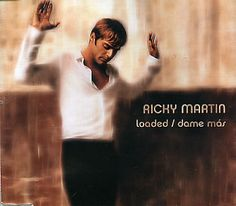 "For Sale - Ricky Martin Loaded / Dame Mas Mexico Promo  CD single (CD5 / 5"") - See this and 250,000 other rare & vintage vinyl records, singles, LPs & CDs at http://991.com"