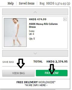 15 best free coupon codes the daily coupons images on pinterest check out step 2 asos fandeluxe Image collections