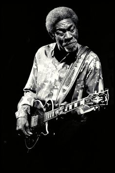 Luther Allison (August 17,1939 – August 12,1997) was a blues guitarist. He was born in Widener, Arkansas and moved to Chicago in 1951. Three years later he He played with Howlin' Wolf's band and backed James Cotton.  His big break came in 1957 when Howlin' Wolf invited Allison to the stage. Freddie King took him under his wing and after King got his big record deal, Allison took over King's house-band gig on Chicago's west side. He worked the club circuit throughout the 50's and 60's.
