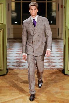 16 - The CutFall 2012 Menswear Arnys Collection