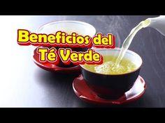 (1) Beneficios del Té Verde para la salud, Adelgazar, la Piel, el Cabello, la Diabetes, bajar de peso y - YouTube