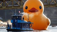 Rubber Duckie.