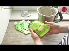 Quetschies - Wiederbefüllbare Quetschbeutel für Kids   wundermix.de - Der Online-Shop für praktisches Thermomix-Zubehör