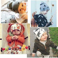 Boy Girls Child Newborn Baby Infant Toddler Kids Cotton Cute Hat Beanie Caps #GL #Beanie