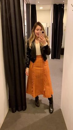 Skirt And Top Dress, Tweed, Piece Of Clothing, Take That, My Style, Womens Fashion, Skirts, Outfits, Collection
