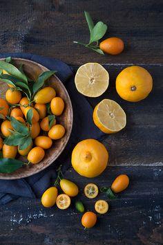 Kumquats & bergamot. Photo : Marie Laforêt