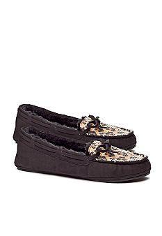 Steve Madden Sequin Moccasin Slipper #belk #gifts #slippers