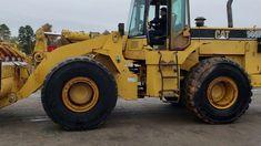1997 966F2 Wheel loader(2) Used Equipment, Heavy Equipment, Heavy Machinery, Sale Promotion, Sams, Online Marketing