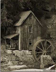 Sixes Grist Mill, Brookhaven  Canton, GA