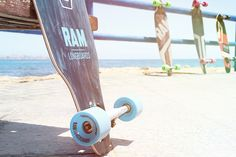Posing in the sun ♥ Longboard-Shooting back in 2014!