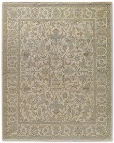 restoration hardware sara handknotted wool rug sand 10x14u0027