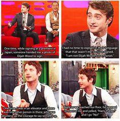 Harry Potter vs. Frodo