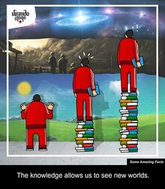 The Knowledge Allows Us to See New Words. Some Amazing Facts, Life Learning, Culture War, Political Figures, Book Nooks, New Words, Religious Art, Tweet Quotes, Big Picture