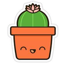 Resultado de imagen para cactus cute