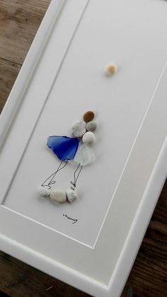 Pebble art mother doughter Sea glass girls Pebble art girls These are two beautiful, two elegant ladies, daughter and mother in an eternal embrace .. They may be two friends .. The picture is truly amazing !! Made from sea stone from the sea glass. Composition of the picture is exceptional, color and texture are special !! Oa picture is a unique home decoration or gift for holidays, birthdays, anniversaries,Mothers Day, moving, birth of a child .. Size: 15x 8 inch /39x20 cm Europe: 7...