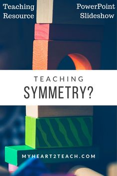 This slideshow is a great #resource to use when teaching your child about #symmetry. Pictures and brief explanations help students understand the concept of equal parts. There are 14 opportunities for students to practice identifying symmetry and asymmetry.  Included are 4 activity pages for students to practice after the presentation. #teaching #lessons #elementary #teachingresources #distancelearning #virtualteaching #teachers #education #homeschool #learning