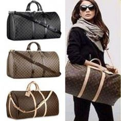 louis vuitton keepall: A MUST HAVE!!