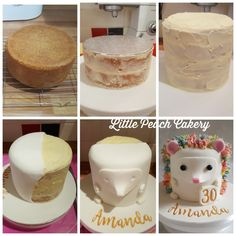 Large hedgehog cake, double barrel – Little Peach Cakery Sonic The Hedgehog Cake, Sonic Cake, Vanilla Fudge, Cake Wrecks, Cake Central, Sonic Kuchen, Easy Birthday Cake Recipes, Sloth Cakes, Zoes Fancy Cakes