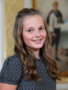 Ingrid Alexandra de Norvège, 13 ans, née en 2004