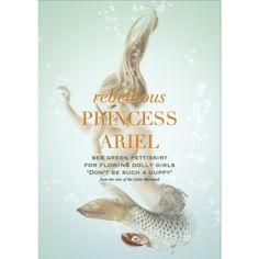 menthol green princess Ariel Ariel, Mint, Princess, Peppermint, Little Mermaids