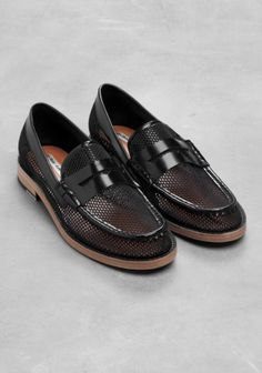 & Other Stories | Net Loafers