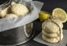 Omlós citromos keksz | NOSALTY – receptek képekkel