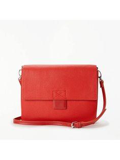 3bbbdda5ea4e BuyKin Erika Cross Body Bag, Red Online at johnlewis.com John Lewis Kin,