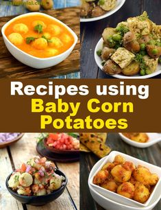 130 baby potatoes recipes | indian baby potatoes recipes Indian Veg Recipes, Vegetarian Recipes, Baby Potato Recipe Indian, Baby Potato Recipes, Subzi Recipe, Indian Baby, Baby Potatoes, Thing 1, Food Articles