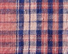 India, 18th century, handspun, handwoven cotton